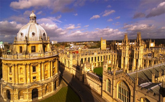 Brian Khor will read Physics in University of Oxford- the city of dreaming spires