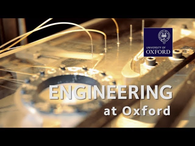 Mechanical engineering personal statement oxford