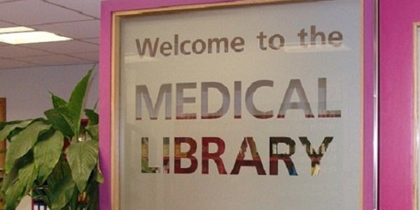 The Medical Library at University of Cambridge