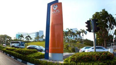 NUS Signage